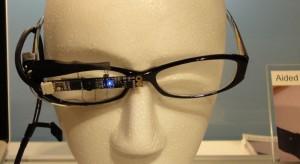 Telecamera Nascosta Da Esterno : I vostri occhi guidano una telecamera nascosta nei vostri occhiali