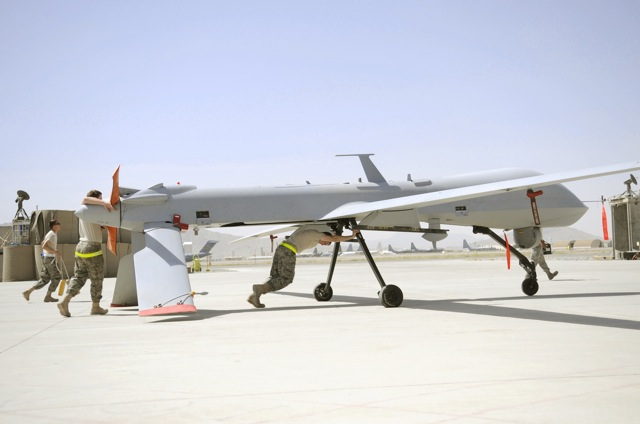 Droni senza pilota, il Pentagono taglia i fondi