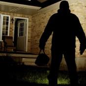scena di un furto