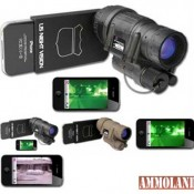 iPhone night vision adapter