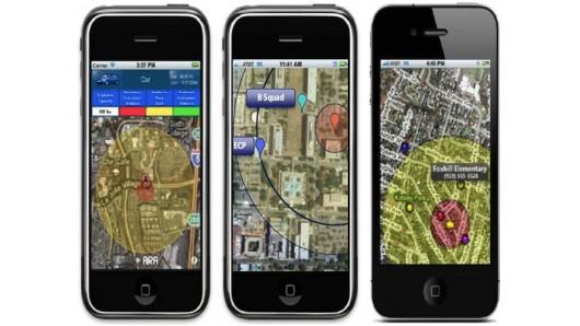 Sostanze esplosive o tossiche? Un'applicazione per smartphone vi dice come comportarvi!