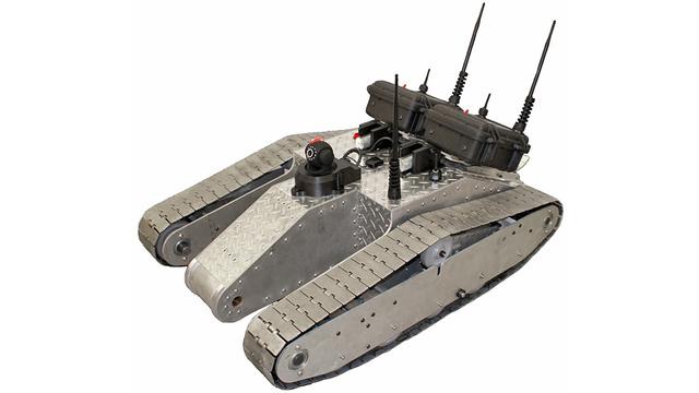 Dagli USA, un robot per le ricognizioni e per estendere la rete Wi-Fi.