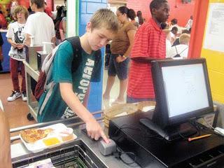 Gli scanner biometrici arrivano a scuola
