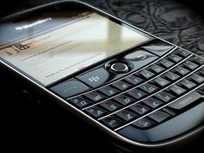 Il telefono ideale per le spie? Il Blackberry