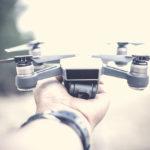 drone videosorveglianza aerea