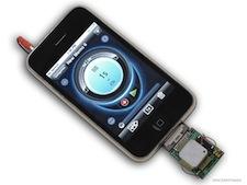 iPhone sensor