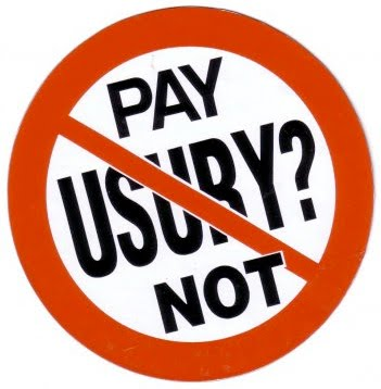 picture against usury