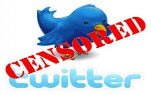 censored twitter