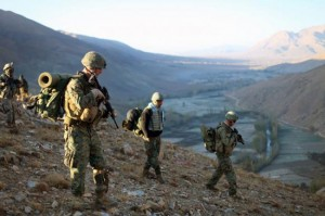 USA, haptic belts guide soldiers on battlefield