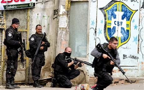 brazilian cops