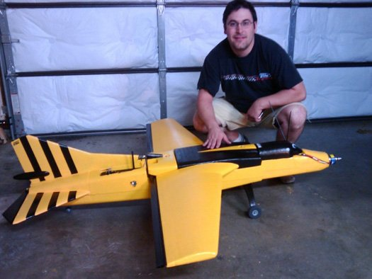 A do-it-yourself drone who discovers the password and intercept calls.
