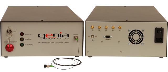 laser molecular scanner