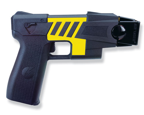 taser, electric gun