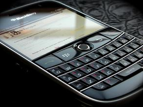 The ideal phone for spies? The Blackberry