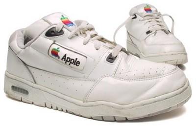 iShoes, footwear branded Apple