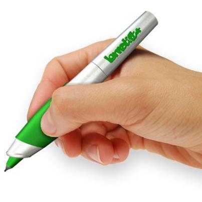 The new hi-tech pens record and correct grammatical errors
