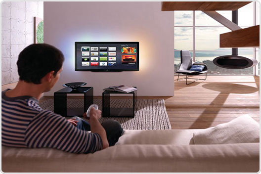 The smart TV in a USB key