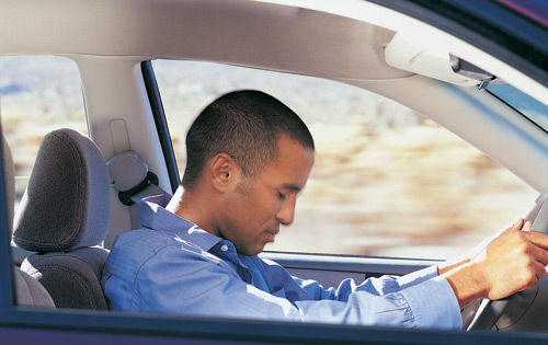 The anti sleeping driving alarm can save your life
