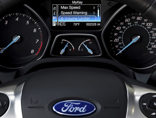 Increasing of security systems behind the wheel