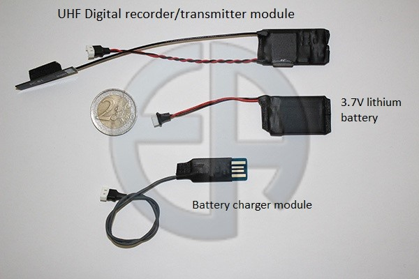 Investigations: is it better to use a spy bug transmitter or a micro recorder?
