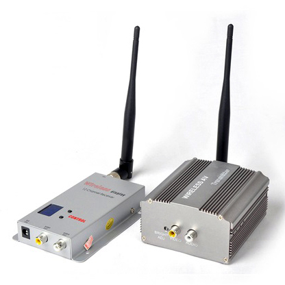 3w-audio-video-transmitter-receiver-kit