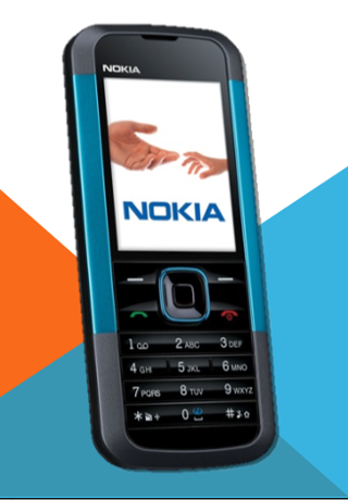 nokia 6020 Untraceable gsm mobile phone