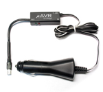 Car charger for AVR