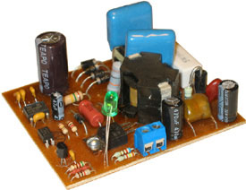 Bug power supply device