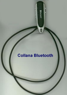 collana bluetooth