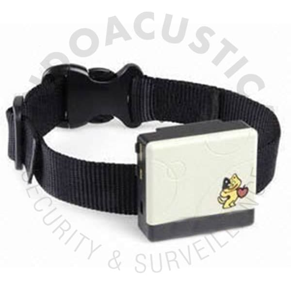 GPS collar tracker for animals