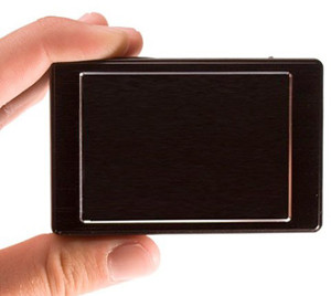 Compact digital video recorder miniaturized