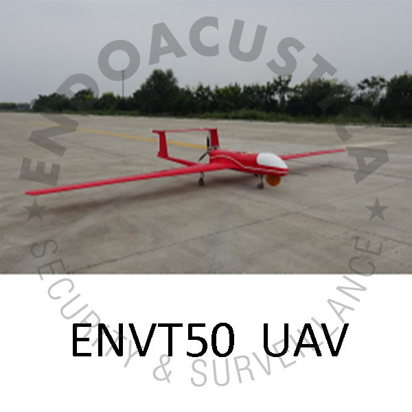 High payload fixed-wing UAV drone