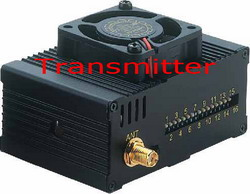 Encrypted transmitter