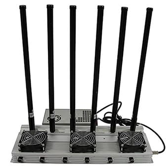 Signal jammer - Cell phone jammer - WIFI jammer - GPS Jammer