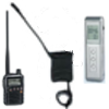 full kit for UHF audio monitoring