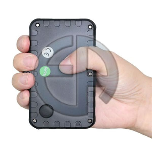 Quad Band magnetic waterproof GPS-GPRS vehicle tracker