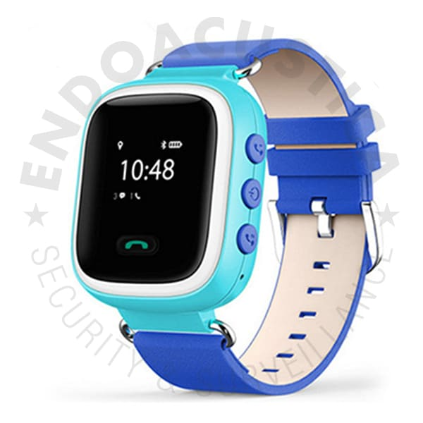 GPS mobile wrist watch for kids