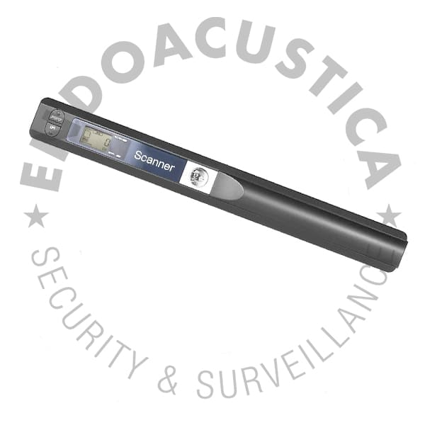 Portable spy scanner