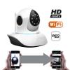 WIRELESS IP CAMERA WITH SMARTPHONE CONTROL